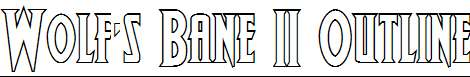 Wolfs-Bane-II-Outline
