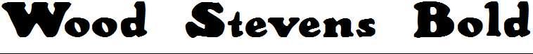 Wood-Stevens-Bold