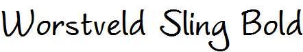 Worstveld-Sling-Bold