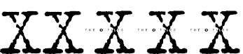 XFont-Regular