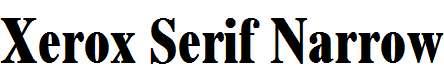 Xerox-Serif-Narrow-Bold