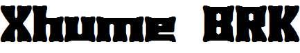 Xhume-BRK
