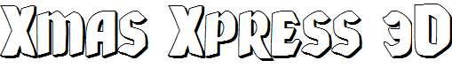 Xmas-Xpress-3D