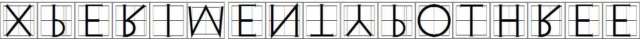 XperimentypoThree-Squares