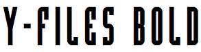 Y-Files-Bold