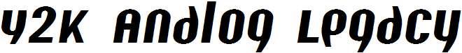 Y2K-Analog-Legacy-Italic