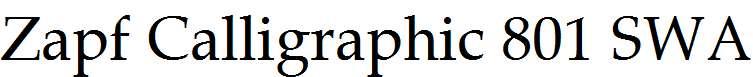 Zapf-Calligraphic-801-SWA