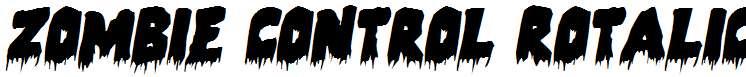 Zombie-Control-Rotalic