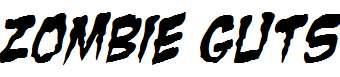 Zombie-Guts-Italic