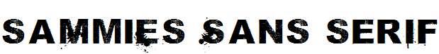 saMmiEs-Sans-serIf