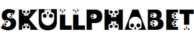 skullphabet