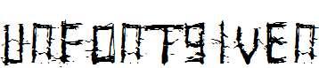 unfontgiven