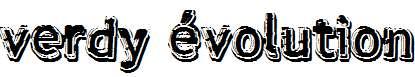 verdy-évolution