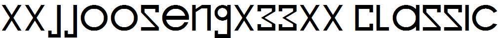 xxjjoosengx33xx-Classic