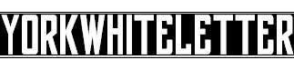 yorkwhiteletter