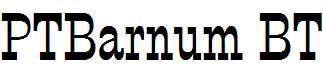 P.T.Barnum-BT