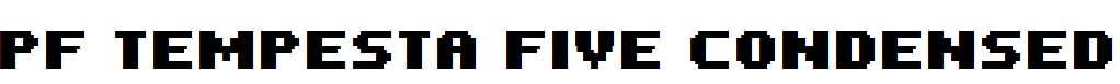 PF-Tempesta-Five-Condensed-Bold