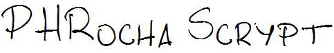 PHRocha-Scrypt