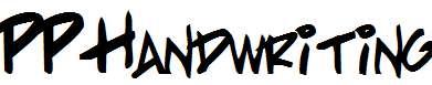 PP-Handwriting-Normal