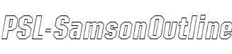 PSL-SamsonOutline-Italic-1-