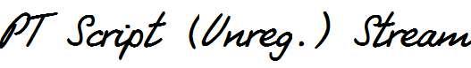 PT-Script-Unreg.Stream