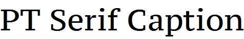PT-Serif-Caption
