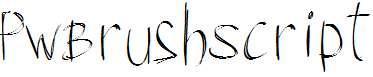 PWBrushScript