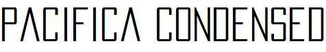 Pacifica-Condensed-Regular