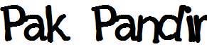 Pak-Pandir