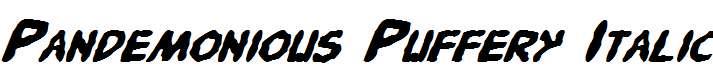 Pandemonious-Puffery-Italic