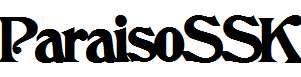 ParaisoSSK-Bold