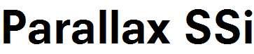 Parallax-SSi-Bold