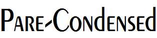 Pare-Condensed-Normal-1-