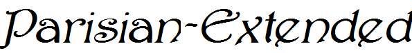 Parisian-Extended-Italic