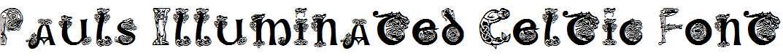 Pauls-Illuminated-Celtic-Font