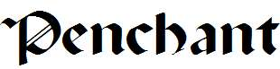 Penchant-Regular