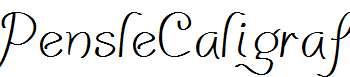 PensleCaligraf
