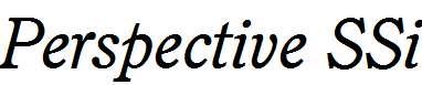 Perspective-SSi-Italic