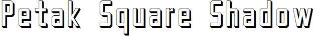 Petak-Square-Shadow-Regular