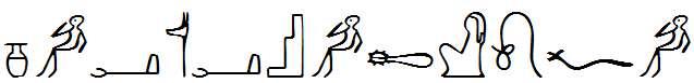 PharaohGlyph-Medium