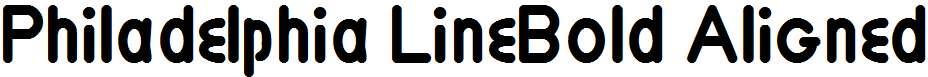 Philadelphia-LineBold-Aligned
