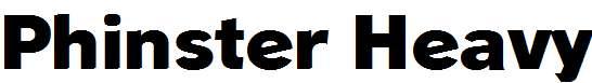 Phinster-Heavy-Regular