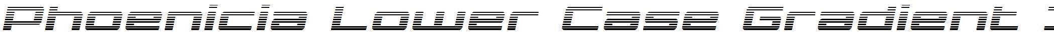 Phoenicia-Lower-Case-Gradient-Italic
