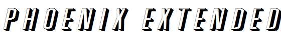 Phoenix-Extended-Italic
