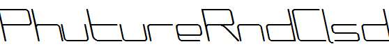 PhutureRndClsd-A-Italic