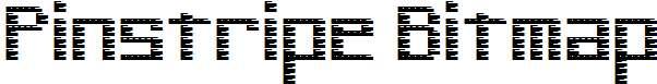 Pinstripe-Bitmap-Regular