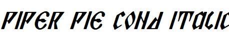 Piper-Pie-Cond-Italic