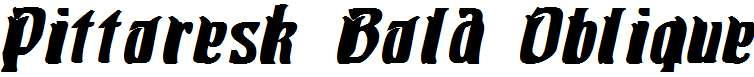 Pittoresk-Bold-Oblique