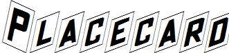 Placecard-Italic