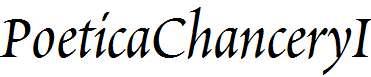 PoeticaChanceryI